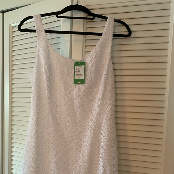 Lilly Pulitzer Dresses & Skirts - Lilly Pulitzer White Dress